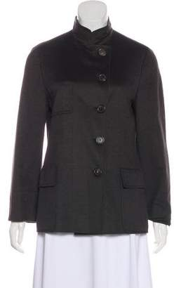 Akris Punto Wool-Blend Short Coat