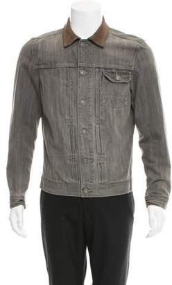 AllSaints Hough Denim Jacket