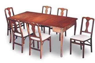 Stakmore Hardwood Classic Expanding table adapting to your needs - Cherry