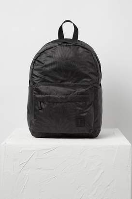 French Connenction Printed Backpack