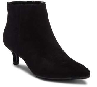 Naturalizer Giselle Kitten Heel Bootie - Wide Width Available