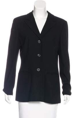 Max & Co. MAX&Co. Wool Structured Blazer