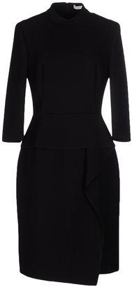 BOSS BLACK Knee-length dresses $323 thestylecure.com