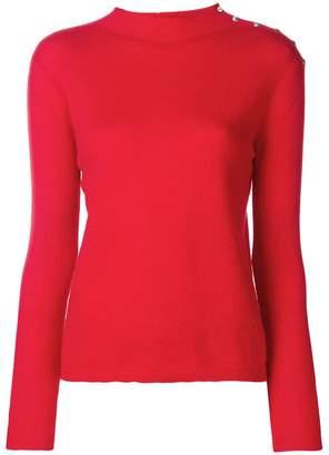 Liu Jo crew neck sweater