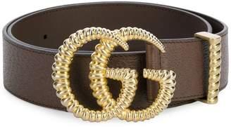 Gucci torchon double G buckle belt