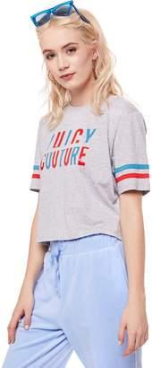 Juicy Couture SLICED JUICY GRAPHIC TEE