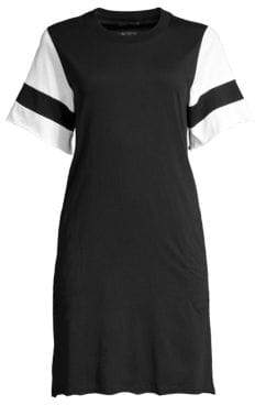 ATM Anthony Thomas Melillo Classic Jersey T-Shirt Dress