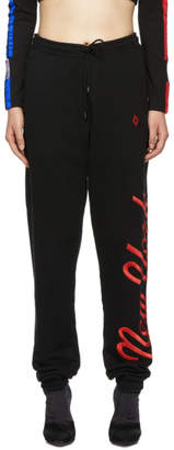 Marcelo Burlon County of Milan Black NY Mets Edition Lounge Pants