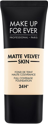 Make Up For Ever MAKE UP FOR EVER - Matte Velvet Skin Full Coverage Foundation