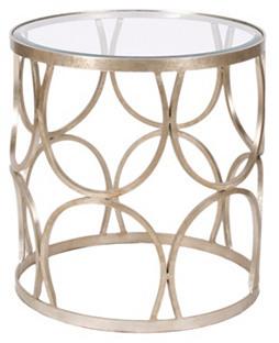 Grace Table, Silver