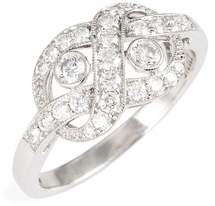 Kwiat Diamond Knot Ring