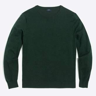 J.Crew Harbor cotton crewneck sweater