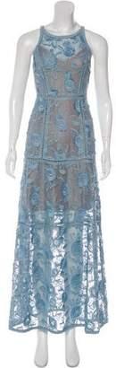 Tracy Reese Sleeveless Maxi Dress w/ Tags