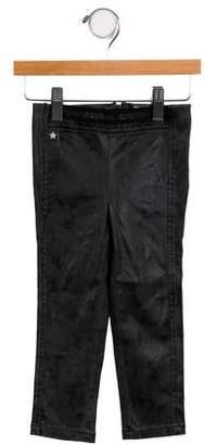 Molo Girls' Distressed Pants