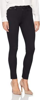 Calvin Klein Jeans Women's 5 Pocket Ponte Legging Pant