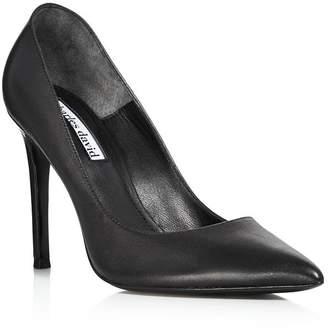 Charles David Women's Caleesi Leather Pointed Toe High-Heel Pumps