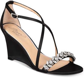 Badgley Mischka Little Evening Sandals Women's Shoes