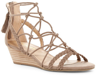 Report Minnie Wedge Sandal $60 thestylecure.com