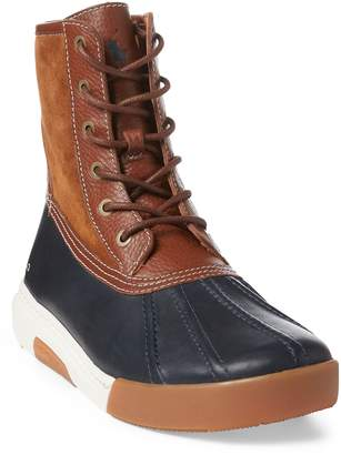 Polo Ralph Lauren Declan Water Repellent Duck Boot