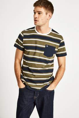 Jack Wills Cardell Stripe T-Shirt