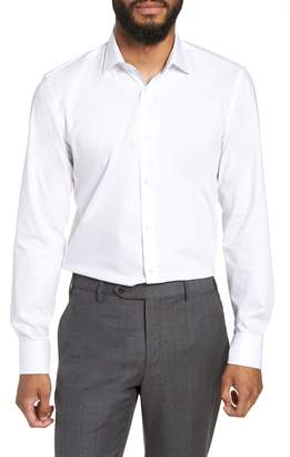 BOSS Jesse Slim Fit Easy Iron Dress Shirt