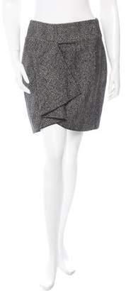 Francesco Scognamiglio Tweed Skirt w/ Tags