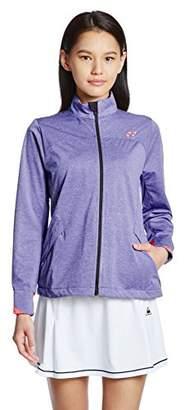 Yonex (ヨネックス) - (ヨネックス) YONEX テニス ウォームアップシャツ(フィットスタイル) 58074 [レディース] 118 ブルーベリー S