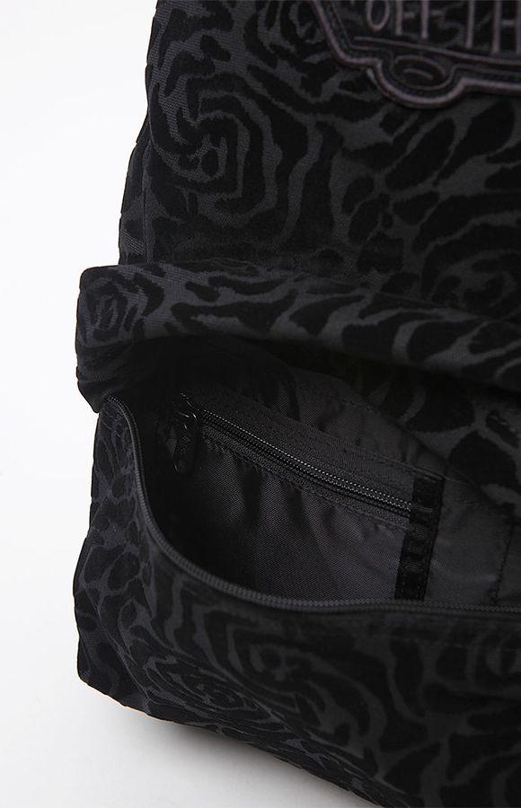 Vans Realm Black Backpack