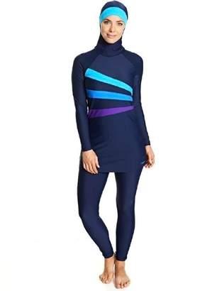 Zoggs Meelup Burkini Suit