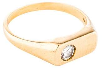 Ring 14K Diamond Band