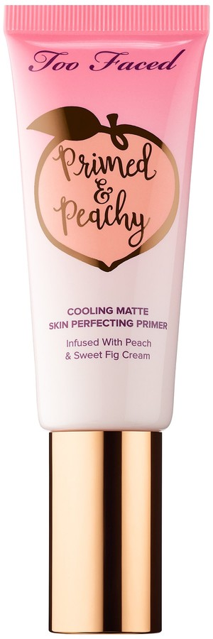 Too Faced - Primed & Peachy Cooling Matte Perfecting Primer Peaches and Cream Collection