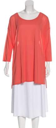 Calypso Knitted Scoop Tunic w/ Tags