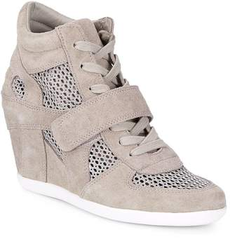 Ash Women's Bowie Mesh Wedge Sneakers