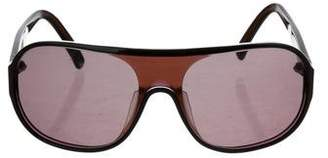 Marni Tinted Shield Sunglasses