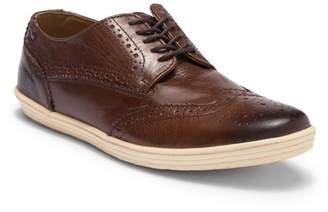 Base London Perform Leather Wingtip Sneaker