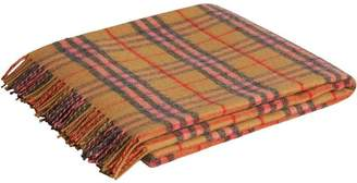 Burberry Check Cashmere Baby Blanket