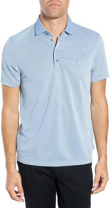 Ted Baker Owen Slim Fit Soft Touch Pique Polo