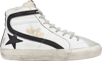 042c23a10d4 Shearling High Top Sneakers - ShopStyle