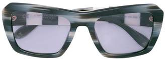 Carolina Herrera oversized frame sunglasses
