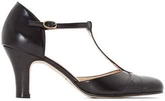 Jonak Acide T-Strap Leather Heels