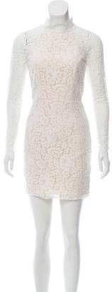 Keepsake Cutout Lace Dress w/ Tags
