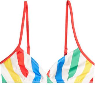 Solid & Striped The Brigitte Bikini Top