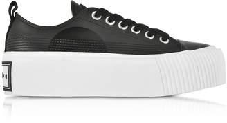 McQ Swallow Low Top Platform Plimsoll Sneakers