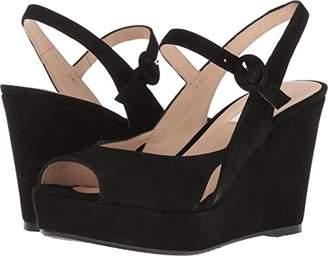 LK Bennett Women's Raisa Wedge Sandal