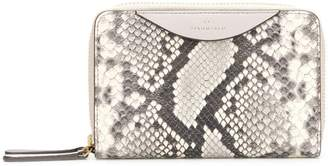 Anya Hindmarch Stack Double Porcini Circus wallet