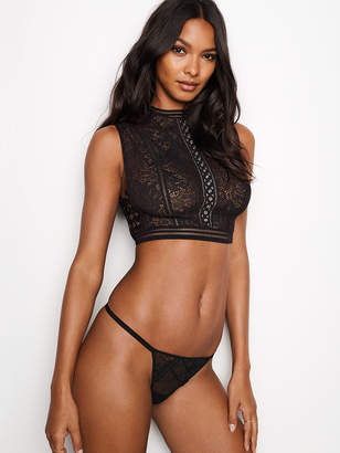 Very Sexy Crochet Lace Bra Top