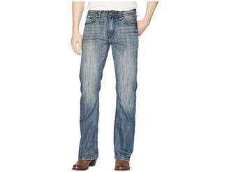 Rock and Roll Cowboy Double Barrel in Medium Wash M0D5116