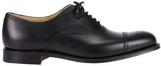 Church's Brogue Shoes Toronto Oxford Shoe With Brogue Pattern And Holes