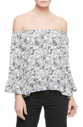 Women's Sanctuary Julia Off The Shoulder Top $79 thestylecure.com