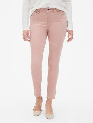 Gap High Rise True Skinny Ankle Jeans in Velvet